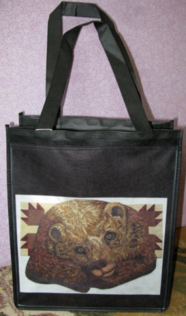Eco-Grocery Tote Bag - BearPaws
