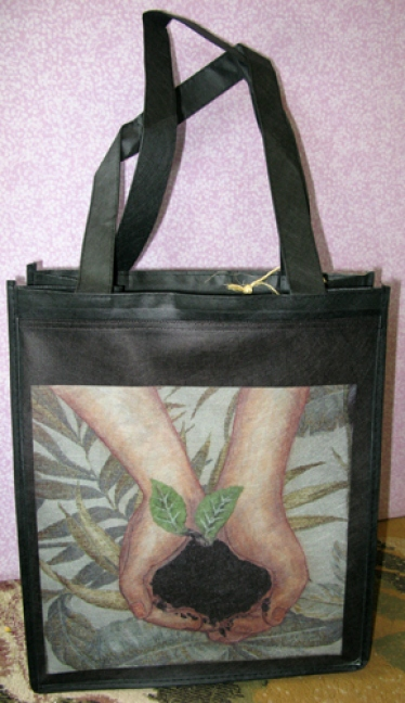 Eco-Grocery Tote Bag -Environment