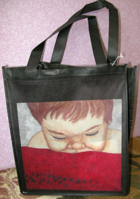 Eco-Grocery Tote Bag - Sweets
