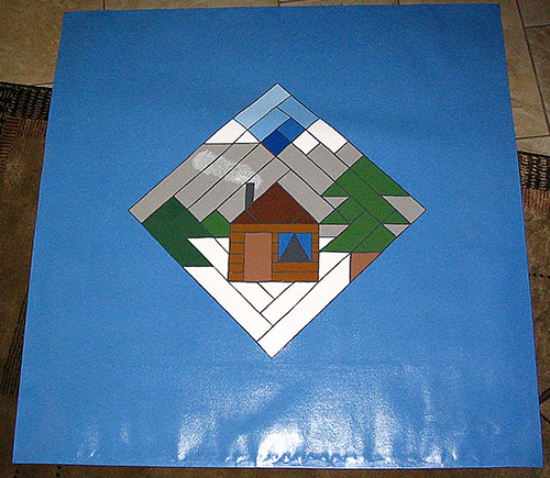 Moutain Valley Quilt